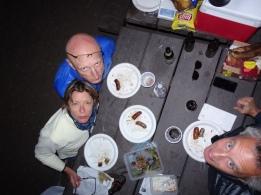 Diner au pays des ours