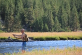 et version Fly fishing
