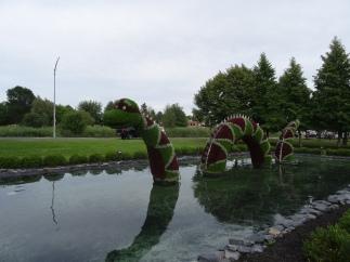 Le fameux monstre du lac Memphrémagog