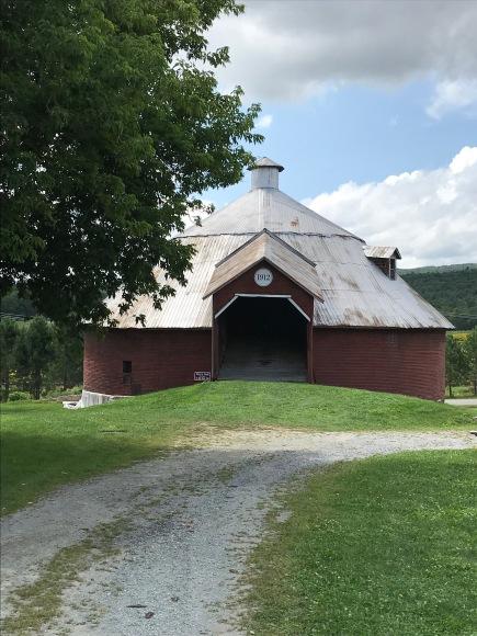 La grange ronde