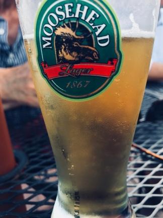 Une petite bière bien fraiche, il fait chaud !