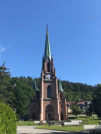 Bragernes Kirke à Drammen
