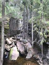 Départ du Canyon de Patrick Juvet !